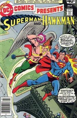 DC Comics Presents: Superman (Grapa) #11