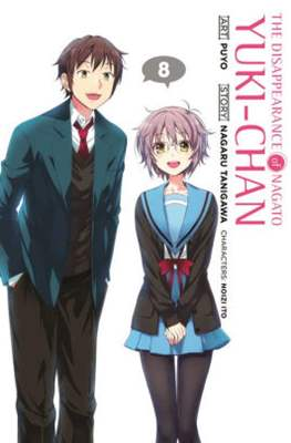The Disappearance of Nagato Yuki-chan (Softcover) #8