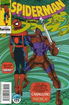 Spiderman Vol. 1 / El Espectacular Spiderman (1983-1994) (Grapa 32-48 pp) #253