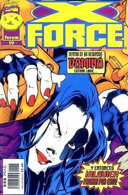 X-Force Vol. 2 (1996-2000) (Grapa 24 pp) #19