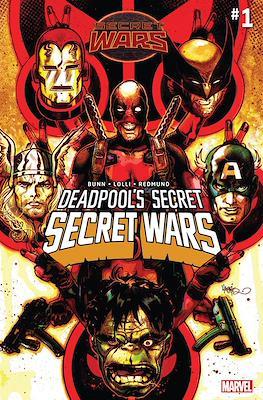 Deadpool's Secret Secret Wars (Comic Book) #1