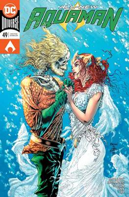 Aquaman Vol. 8 (2016-) (Comic Book) #49