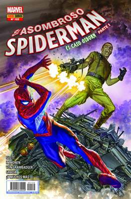 Spiderman Vol. 7 / Spiderman Superior / El Asombroso Spiderman (2006-) #132