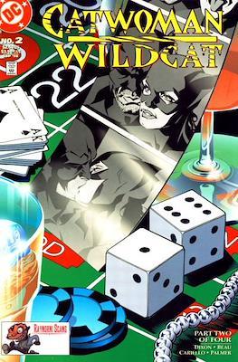 Catwoman / Wildcat (Comic Book) #2