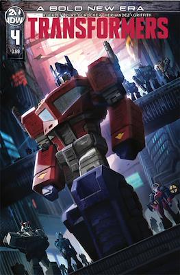 Transformers (2019) (Comic Book) #4