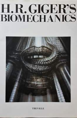 H.R. Giger's Biomechanics