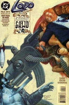 Lobo: A Contract on Gawd (Comic Book) #4