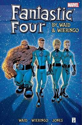 Fantastic Four by Waid & Wieringo Ultimate Collection (Paperback) #2