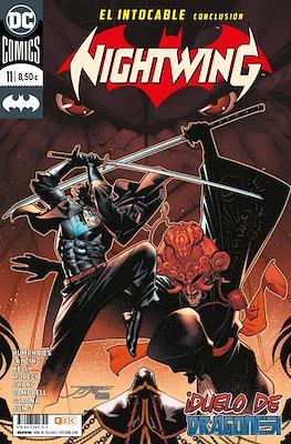 Nightwing. Renacimiento (Rústica) #11