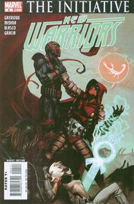 New Warriors Vol 4 (Comic-Book) #4