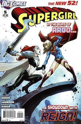 Supergirl Vol. 6 (2011-2015) (Comic Book) #5