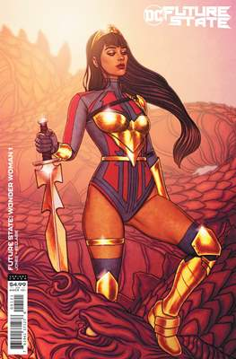 Future State: Wonder Woman (Variant Cover)