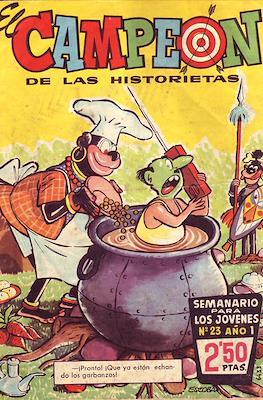 El Campeón (1960) (Grapa) #23