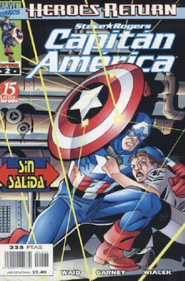 Capitán América Vol. 4 (1998-2000) #2