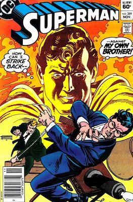 Superman Vol. 1 / Adventures of Superman Vol. 1 (1939-2011) (Comic Book) #389