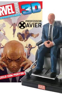 Marvel Héroes 3D - Colección Oficial (Grapa) #33