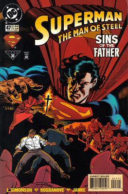 Superman: The Man of Steel (Comic book) #47