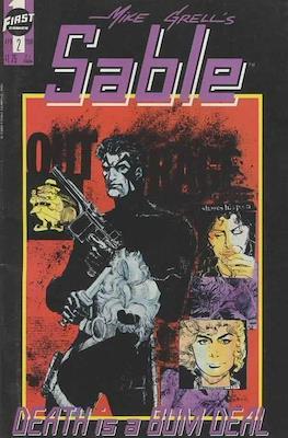 Mike Grell's Sable (1990) (Grapa) #2