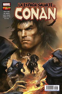 La Espada Salvaje de Conan (2019-) (Grapa 48 pp) #7