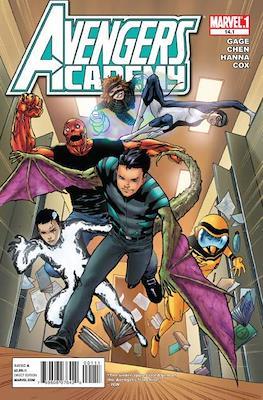 Avengers Academy (2010-2013) (Comic-Book) #14.1