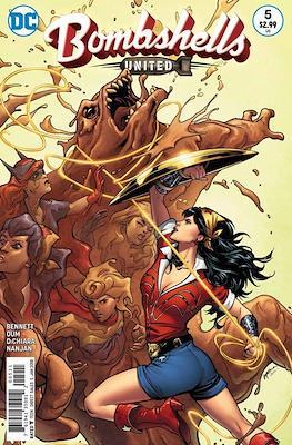 Bombshells United (2017) (Comic Book) #5