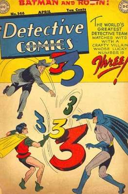 Detective Comics Vol. 1 (1937-2011; 2016-) (Comic Book) #146