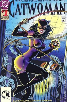Catwoman Vol. 2 (1993) #1