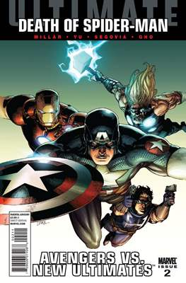 Ultimate Avengers vs. New Ultimates Vol. 1 (Comic-Book) #2