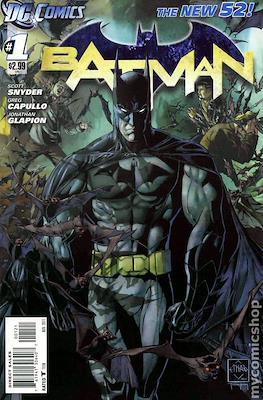 Batman Vol. 2 (2011-2016 Variant Covers) (Comic Book) #1