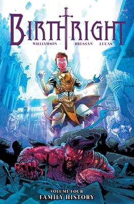 Birthright (Softcover) #4
