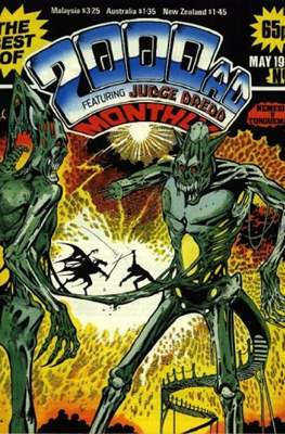 The Best of 2000 AD Monthly #8