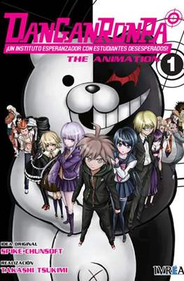 Danganronpa: The Animation (Rústica con sobrecubierta) #1