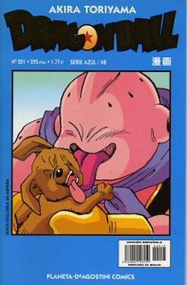 Dragon Ball - Serie Azul (Grapa) #201