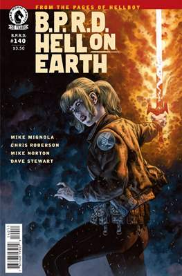 B.P.R.D. (Comic Book) #140