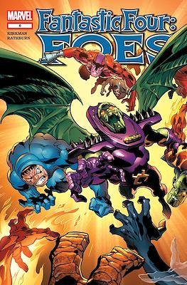Fantastic Four: Foes (Comic Book) #6