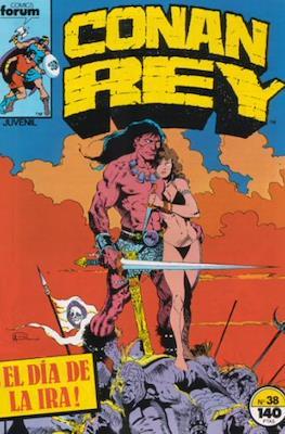 Conan Rey (Grapa. 32 páginas.) #38