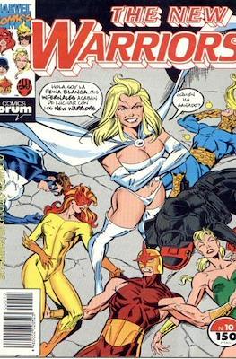 The New Warriors vol. 1 (1991-1995) (Grapa. 17x26. 24 páginas. Color. (1991-1995).) #10