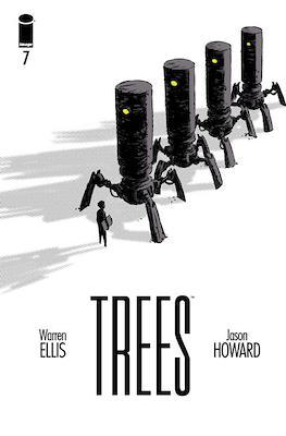 Trees (Digital) #7