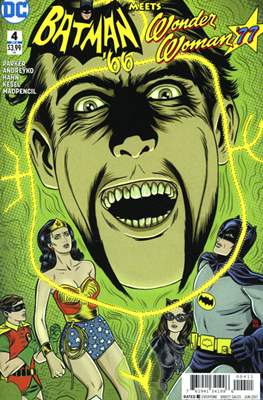 Batman '66 Meets Wonder Woman '77 (2017) (Comic-book) #4
