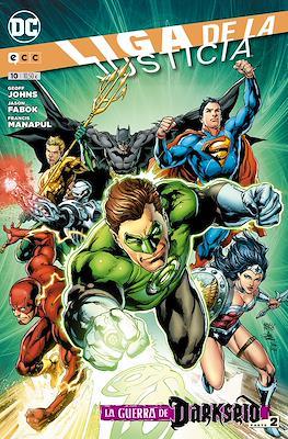 Liga de la Justicia. Nuevo Universo DC (Rústica.) #10