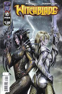 Witchblade (Comic Book) #124