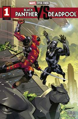 Black Panther vs. Deadpool - Marvel Semanal