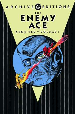 DC Archive Editions. The Enemy Ace (Hardcover) #1