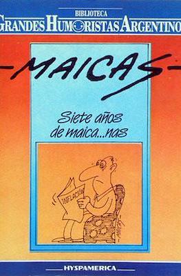 Biblioteca Grandes Humoristas Argentinos