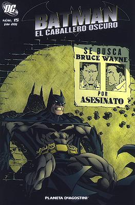 Batman el Caballero Oscuro (segundo coleccionable) (Rústica 192 pp) #15