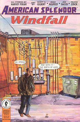 American Splendor - Windfall (Comic Book) #2
