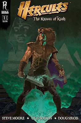 Hercules. The Knives of Kush