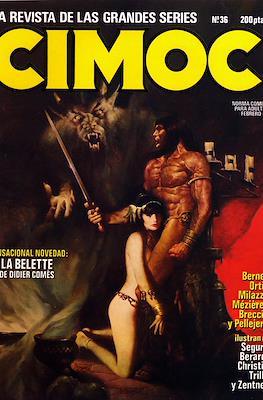 Cimoc (Grapa 60-132 pp) #36