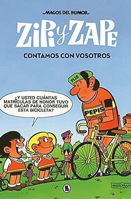 Magos del humor (1987-...) (Cartoné) #209