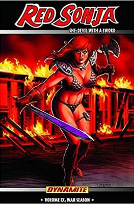 Red Sonja. She-Devil with a Sword #9